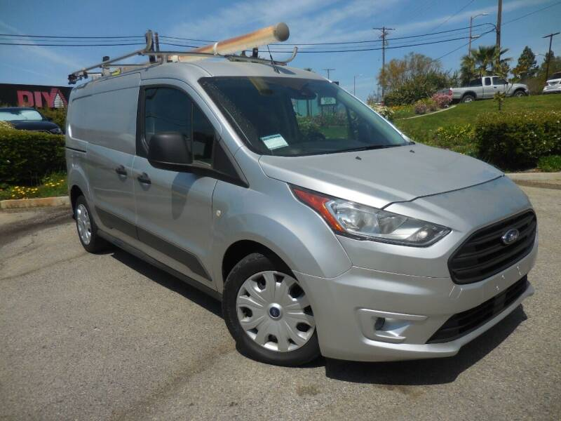2019 Ford Transit Connect Cargo for sale at ARAX AUTO SALES in Tujunga CA