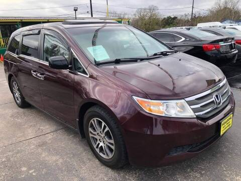 2011 Honda Odyssey for sale at Pasadena Auto Planet in Houston TX