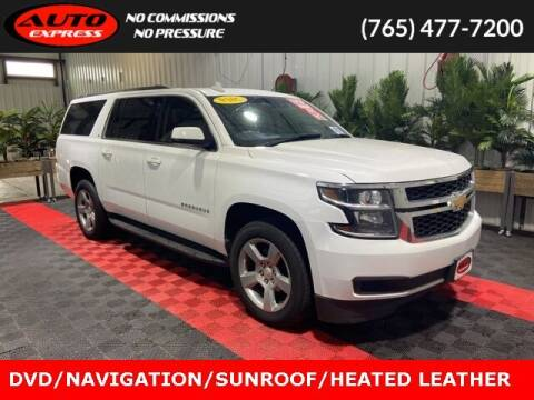 2019 Chevrolet Suburban for sale at Auto Express in Lafayette IN