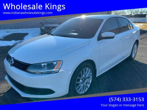 2011 Volkswagen Jetta for sale at Wholesale Kings in Elkhart IN
