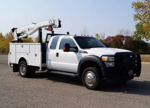 2013 Ford F-550 Super Duty for sale at KA Commercial Trucks, LLC in Dassel MN