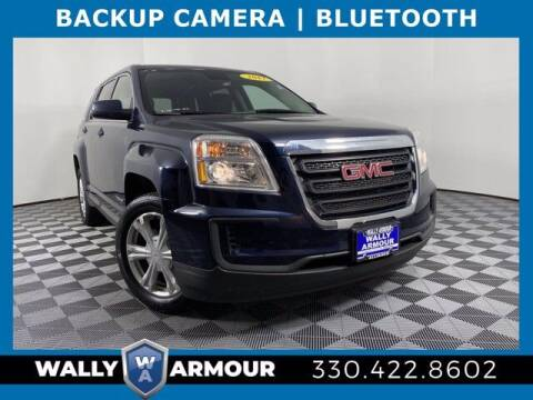 2017 GMC Terrain for sale at Wally Armour Chrysler Dodge Jeep Ram in Alliance OH