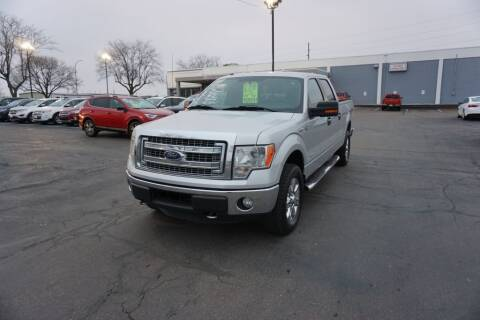 2014 Ford F-150 for sale at Ideal Wheels in Sioux City IA