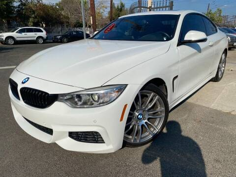 2015 BMW 4 Series for sale at West Coast Motor Sports in North Hollywood CA