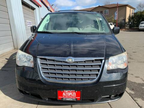 2009 Chrysler Town and Country for sale at Autoplex Milwaukee in Milwaukee WI