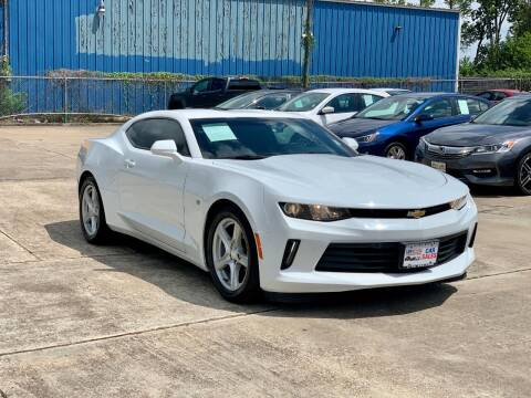 2017 Chevrolet Camaro for sale at USA Car Sales in Houston TX