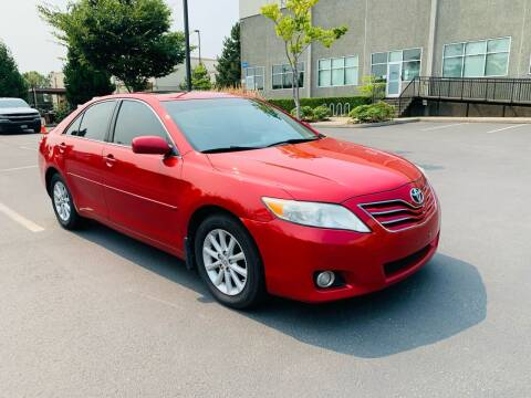 2010 Toyota Camry for sale at Car One Motors in Seattle WA