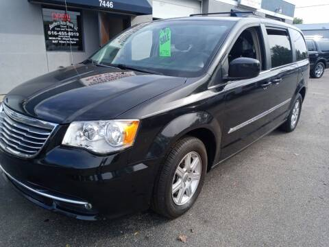 2012 Chrysler Town and Country for sale at SOUTHERN AUTO GROUP, LLC in Grand Rapids MI