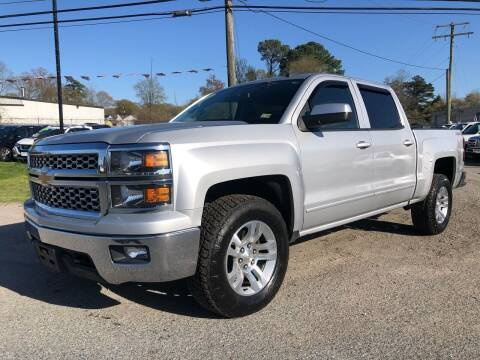 2015 Chevrolet Silverado 1500 for sale at Mega Autosports in Chesapeake VA