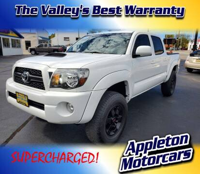 2011 Toyota Tacoma for sale at Appleton Motorcars Sales & Service in Appleton WI