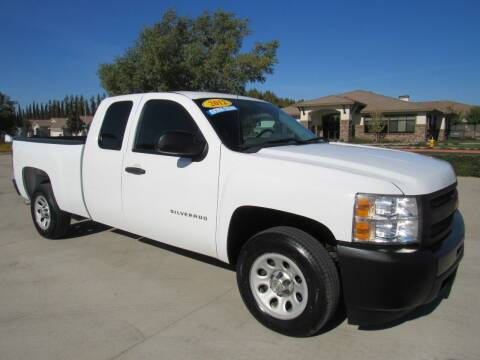 2012 Chevrolet Silverado 1500 for sale at 2Win Auto Sales Inc in Oakdale CA