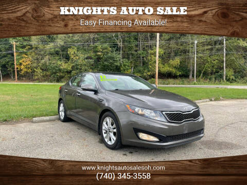 2011 Kia Optima for sale at Knights Auto Sale in Newark OH