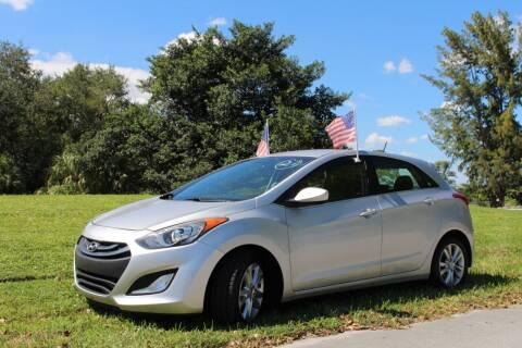 2015 Hyundai Elantra GT for sale at CHASE MOTOR in Miami FL