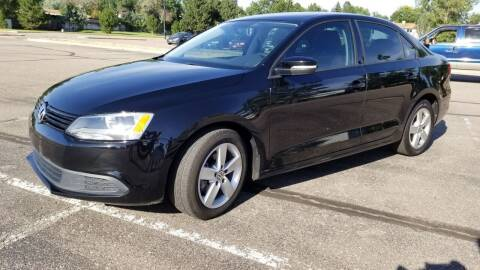 2012 Volkswagen Jetta for sale at LA Motors LLC in Denver CO