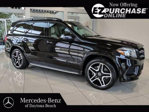 2017 Mercedes-Benz GLS for sale at Mercedes-Benz of Daytona Beach in Daytona Beach FL