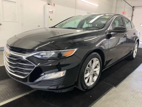 2019 Chevrolet Malibu for sale at TOWNE AUTO BROKERS in Virginia Beach VA