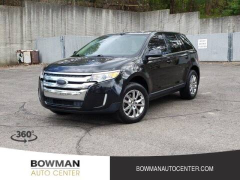 2013 Ford Edge for sale at Bowman Auto Center in Clarkston MI