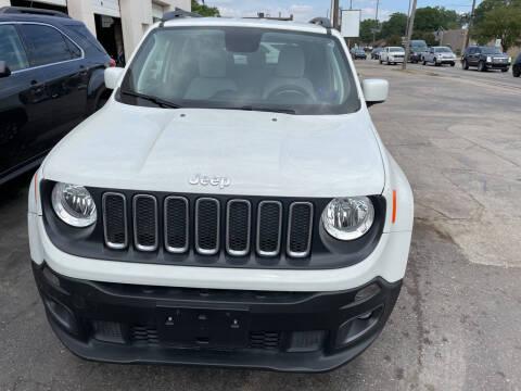 2018 Jeep Renegade for sale at National Auto Sales Inc. - Hazel Park Lot in Hazel Park MI