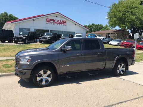2019 RAM Ram Pickup 1500 for sale at Efkamp Auto Sales LLC in Des Moines IA