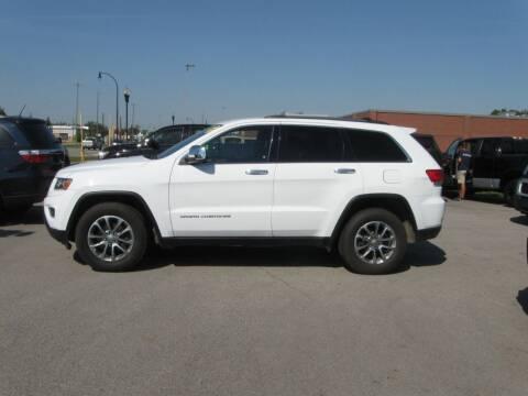 2015 Jeep Grand Cherokee for sale at MCQUISTON MOTORS in Wyandotte MI