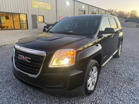 2016 GMC Terrain for sale at Alpha Automotive in Odenville AL