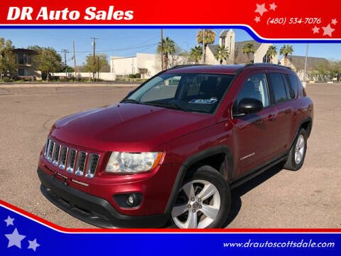2014 Jeep Compass for sale at DR Auto Sales in Scottsdale AZ