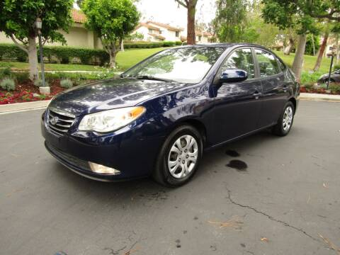 2010 Hyundai Elantra for sale at E MOTORCARS in Fullerton CA
