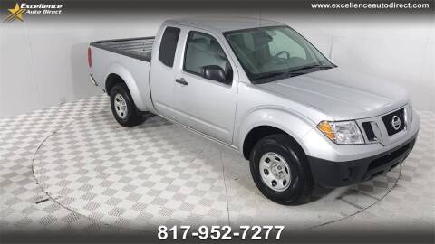 2017 Nissan Frontier for sale at Excellence Auto Direct in Euless TX