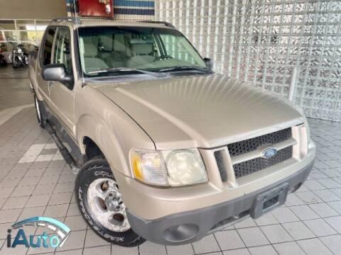 2004 Ford Explorer Sport Trac for sale at iAuto in Cincinnati OH