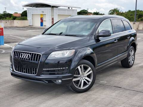 2013 Audi Q7 for sale at EV Direct in Lauderhill FL