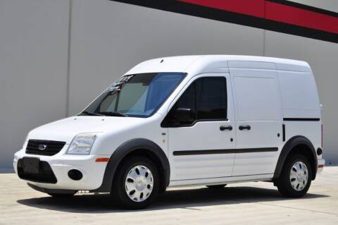 2013 Ford Transit Connect for sale at Vision Motors, Inc. in Winter Garden FL