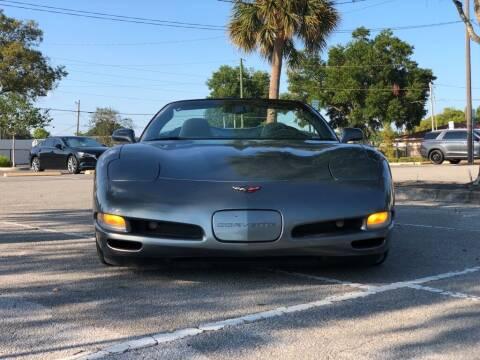 2004 Chevrolet Corvette for sale at Carlando in Lakeland FL