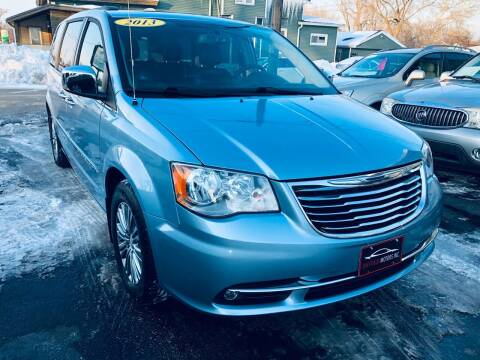 2013 Chrysler Town and Country for sale at SHEFFIELD MOTORS INC in Kenosha WI