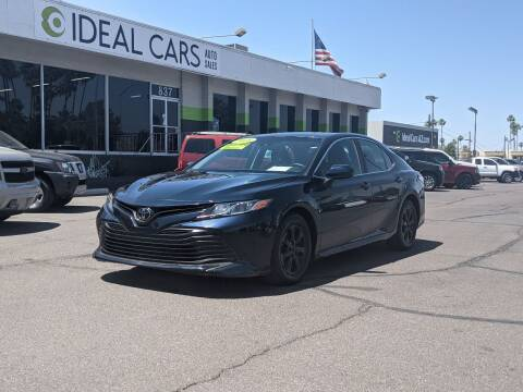 2018 Toyota Camry for sale at Ideal Cars Atlas in Mesa AZ
