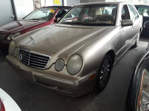 2001 Mercedes-Benz E-Class for sale at M & M Auto Brokers in Chantilly VA