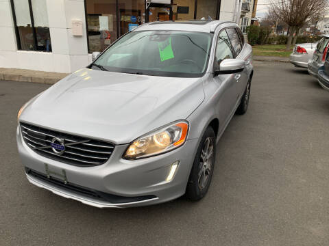 2014 Volvo XC60 for sale at European Motors in West Hartford CT