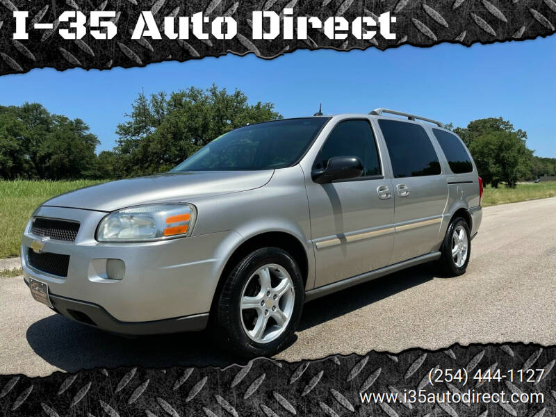 2005 Chevrolet Uplander for sale in Temple, TX