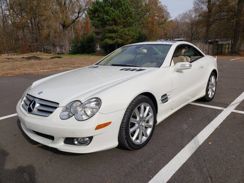 2008 Mercedes-Benz SL-Class for sale at Space & Rocket Auto Sales in Hazel Green AL
