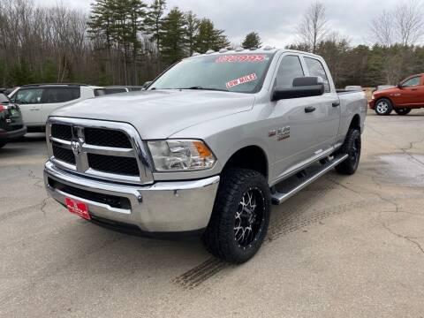 2016 RAM Ram Pickup 2500 for sale at AutoMile Motors in Saco ME