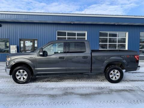 2016 Ford F-150 for sale at Twin City Motors in Grand Forks ND