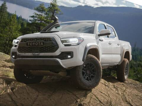 2021 Toyota Tacoma for sale at Sam Leman Toyota Bloomington in Bloomington IL