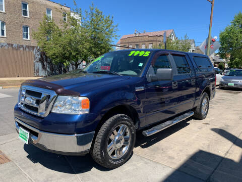 2008 Ford F-150 for sale at Barnes Auto Group in Chicago IL