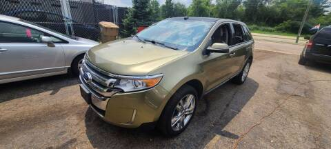 2013 Ford Edge for sale at Steve's Auto Sales in Madison WI