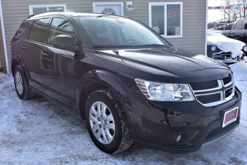 2018 Dodge Journey for sale at Alaska Best Choice Auto Sales in Anchorage AK