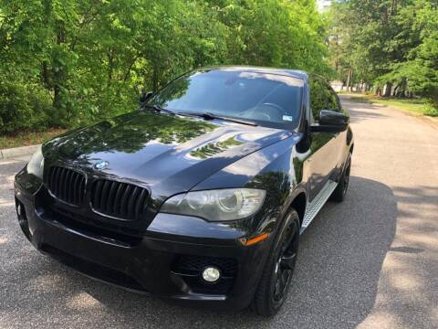 2010 BMW X6 for sale at Coastal Automotive in Virginia Beach VA