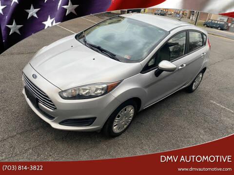 2016 Ford Fiesta for sale at DMV Automotive in Falls Church VA