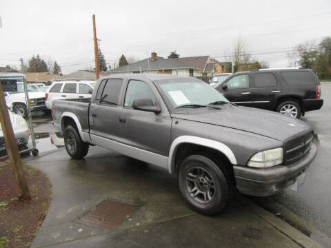 2004 Dodge Dakota for sale at Car Link Auto Sales LLC in Marysville WA