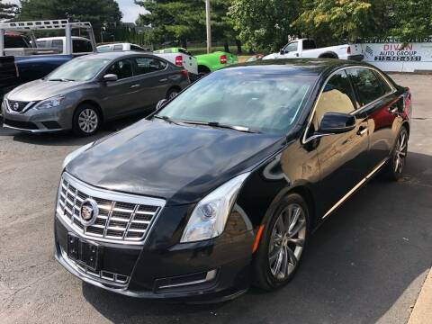 2013 Cadillac XTS for sale at Divan Auto Group in Feasterville PA