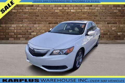 2015 Acura ILX for sale at Karplus Warehouse in Pacoima CA