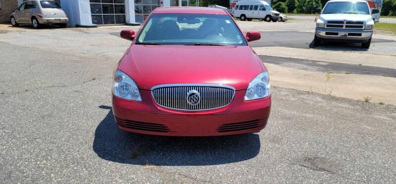 2008 Buick Lucerne for sale at Lyman Autogroup LLC. in Lyman SC
